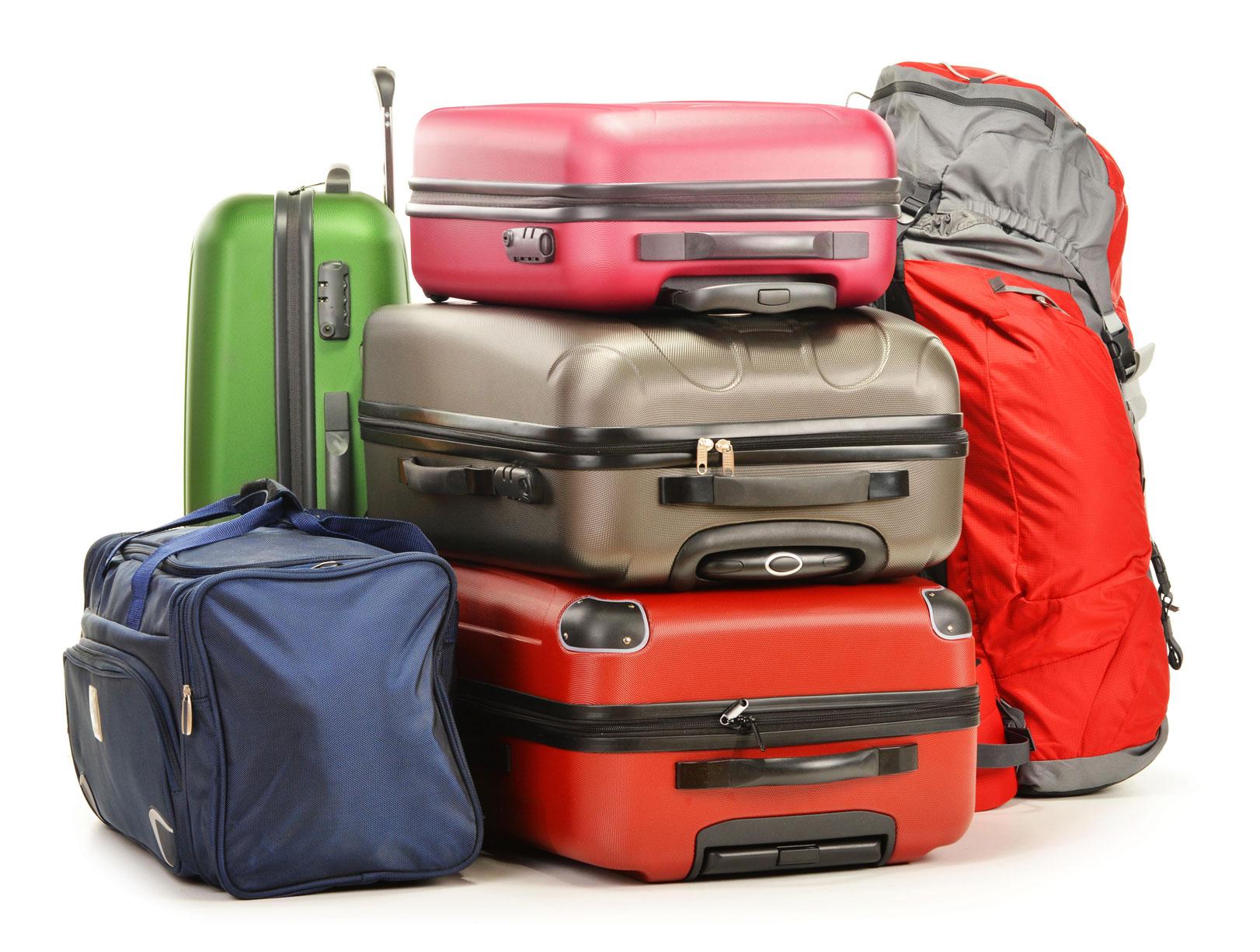 Left Luggage - Luggage Point